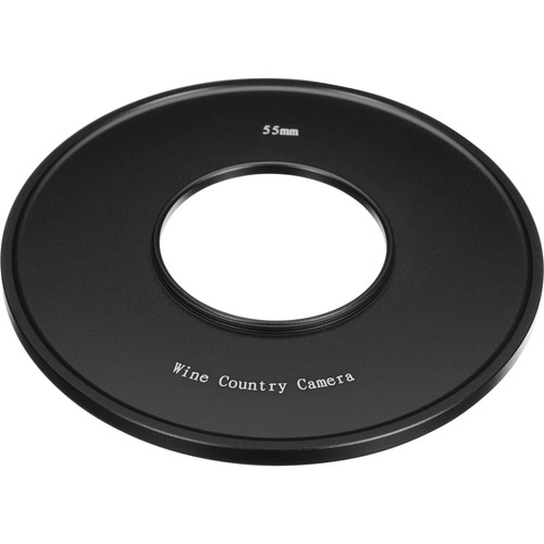 Wine Country Camera 55mm Adapter Ring for 100mm Filter Holder