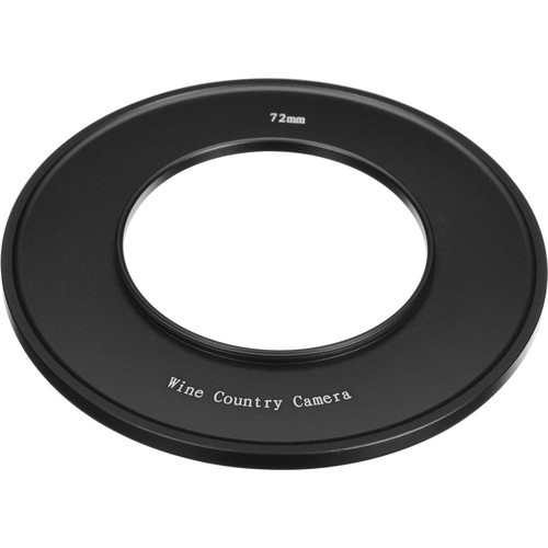 Wine Country Camera 72mm Adapter Ring for 100mm Filter Holder