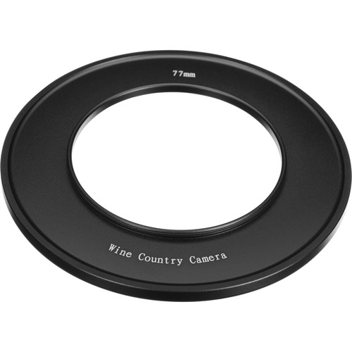 Wine Country Camera 77mm Adapter Ring for 100mm Filter Holder