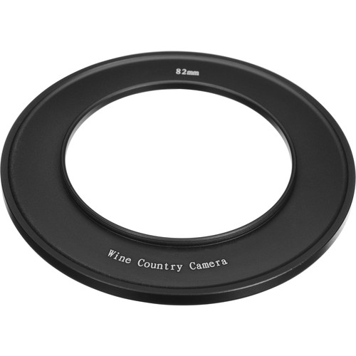 Wine Country Camera 82mm Adapter Ring for 100mm Filter Holder