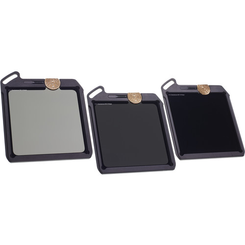 Wine Country Camera 100 x 100mm Blackstone IRND Filter Kit with Filter Vaults