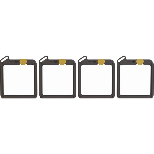 Wine Country Camera 100 x 100mm Filter Vault (4-Pack)