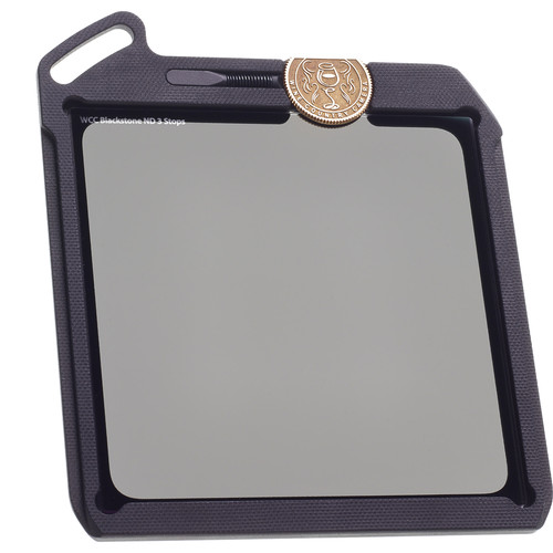 Wine Country Camera 150 x 150mm Blackstone IRND 0.9 Filter (3-Stop) w/Filter Vault