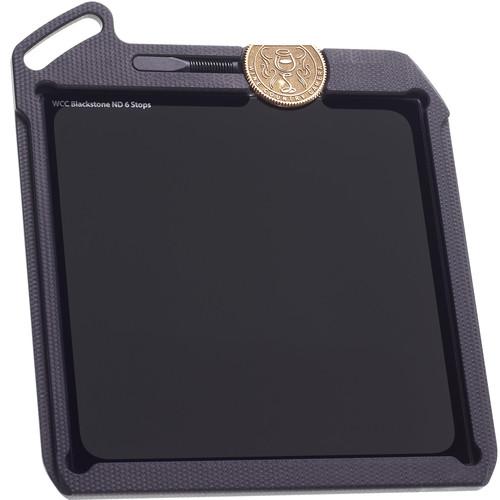 Wine Country Camera 150 x 150mm Blackstone IRND 1.8 Filter (6-Stop) w/Filter Vault