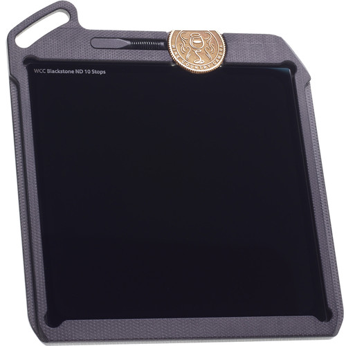 Wine Country Camera 150 x 150mm Blackstone IRND 3.0 Filter (10-Stop) w/Filter Vault