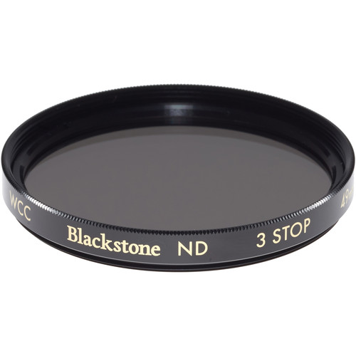 Wine Country Camera 49mm Blackstone Infrared Neutral Density 0.9 Filter (3-Stop)