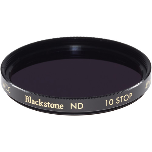 Wine Country Camera 49mm Blackstone Infrared Neutral Density 3.0 Filter (10-Stop)
