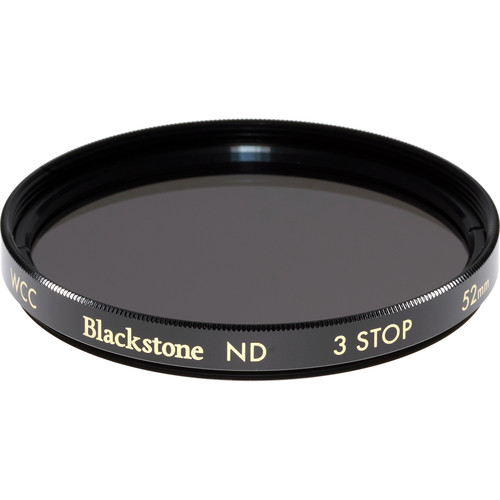 Wine Country Camera 52mm Blackstone Infrared Neutral Density 0.9 Filter (3-Stop)