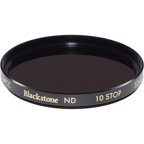 Wine Country Camera 52mm Blackstone Infrared Neutral Density 3.0 Filter (10-Stop)