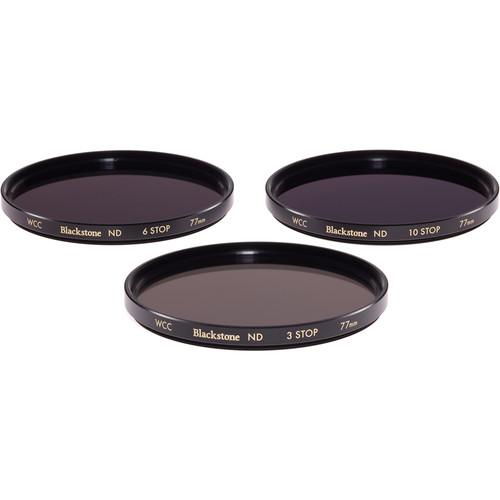Wine Country Camera 52mm Blackstone Nd 3 Filter Kit