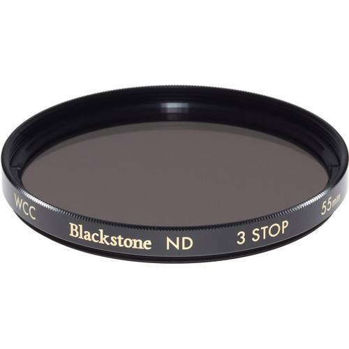 Wine Country Camera 55mm Blackstone Infrared Neutral Density 0.9 Filter (3-Stop)
