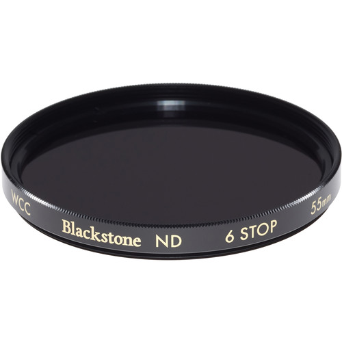Wine Country Camera 55mm Blackstone Infrared Neutral Density 1.8 Filter (6-Stop)
