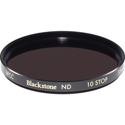 Wine Country Camera 55mm Blackstone Infrared Neutral Density 3.0 Filter (10-Stop)