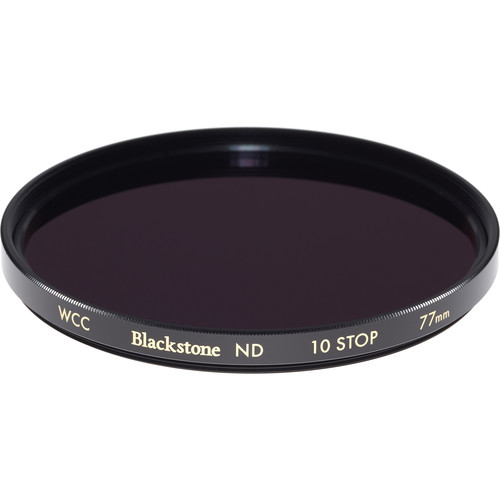 Wine Country Camera 77mm Blackstone Infrared Neutral Density 3.0 Filter (10-Stop)