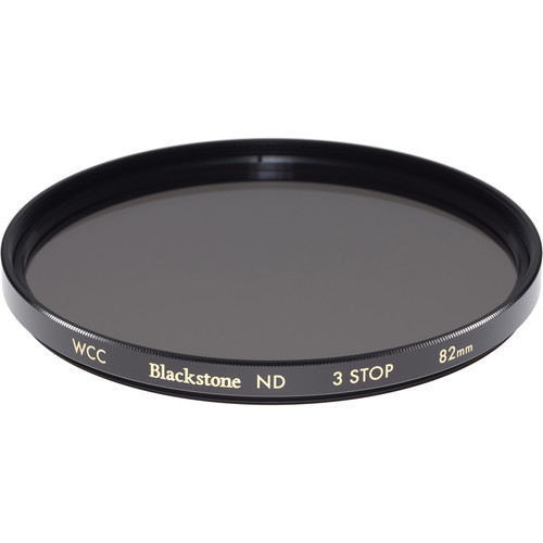 Wine Country Camera 82mm Blackstone Infrared Neutral Density 0.9 Filter (3-Stop)