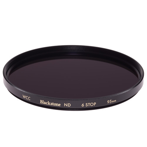 Wine Country Camera 95mm Blackstone Infrared Neutral Density 1.8 Filter (6-Stop)