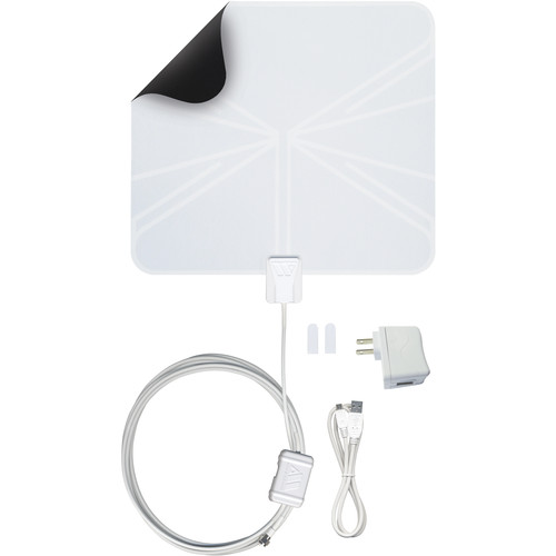 Winegard FlatWave Amped Indoor HDTV Antenna