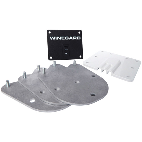 Winegard RK-2000 Roof Mount Conversion Kit