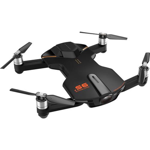 Wingsland S6 Pocket Drone (Black)