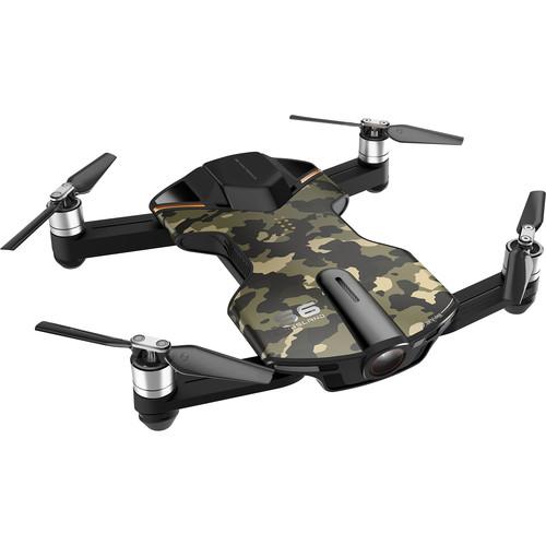 Wingsland S6 Pocket Drone (Camo)