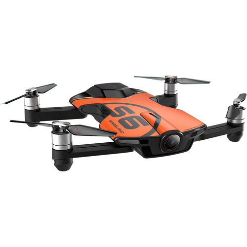 Wingsland S6 Pocket Drone (Orange)