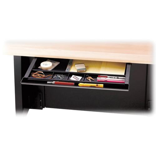 Winsted Pencil Drawer for Work Shelf (Black)