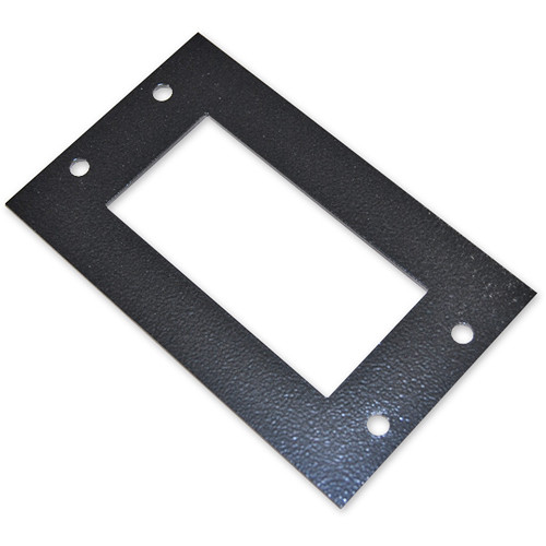Winsted Mounting Plate for DYNA-LINQ Duplex Outlet