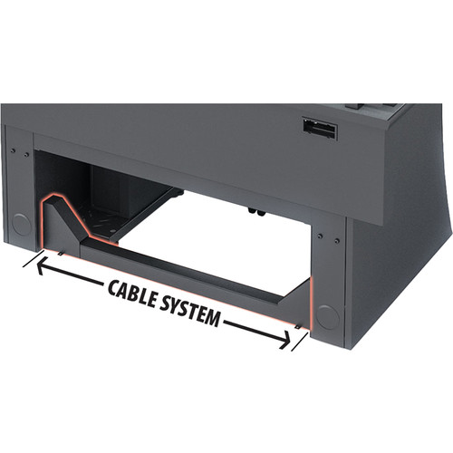 Winsted Floor Cable System for 32033 / 32035
