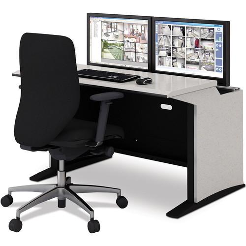 "Winsted E-SOC Basic Control Station (48"", Black)"