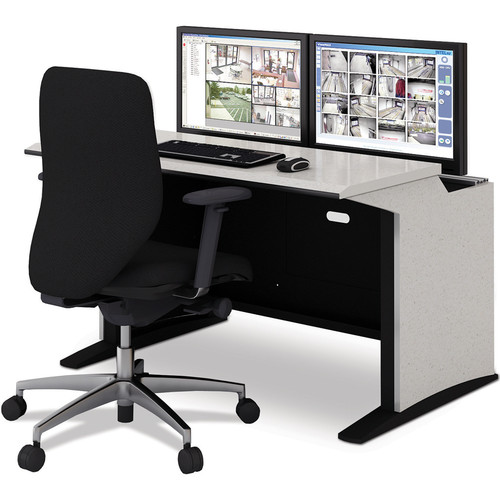 "Winsted E-SOC Control Station (48"", Black)"