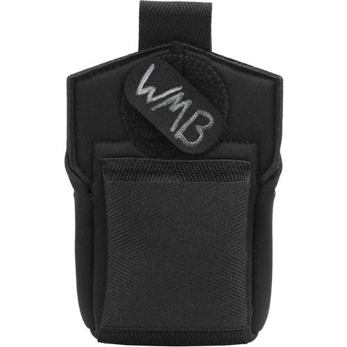 Wireless Mic Belts Belt Pac v2 for Shure ADX1M Transmitter (Black)