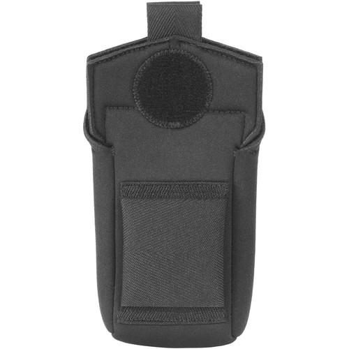 Wireless Mic Belts Belt Pac v2 for Shure UR1 Transmitter (Black)