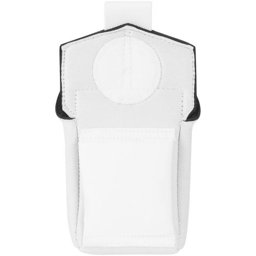 Wireless Mic Belts Belt Pac v2 for Sennheiser SK 6000 Transmitter (White)