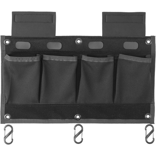 Wireless Mic Belts RF-RAC - Standard Modular Storage Rack - Small