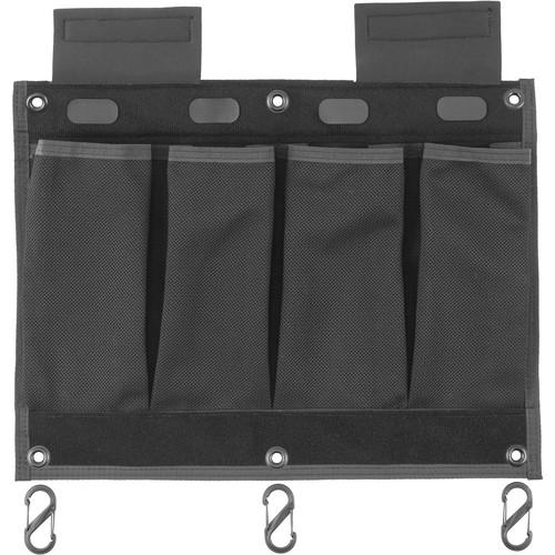 Wireless Mic Belts RF-RAC - Standard Modular Storage Rack - Tall