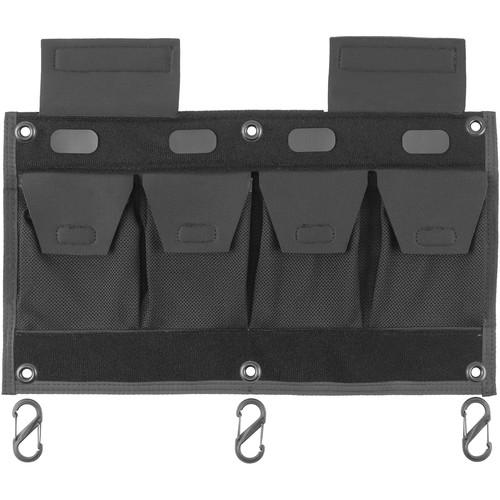 Wireless Mic Belts RF-RAC - Touring Modular Storage Rack - Small
