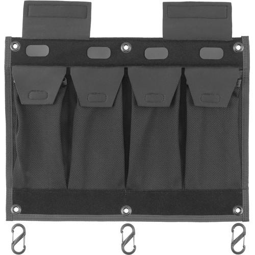 Wireless Mic Belts RF-RAC - Touring Modular Storage Rack - Tall