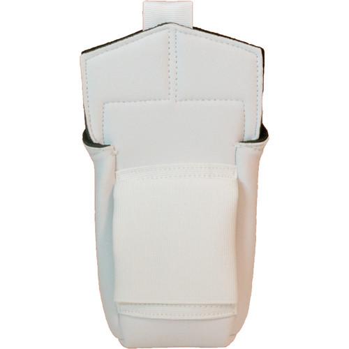 Wireless Mic Belts Belt Pac for Shure ULX1 Wireless Transmitter (White)