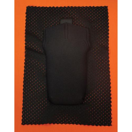 Wireless Mic Belts Sew-In Pac for Shure UR1 Bodypack Transmitter (Black)