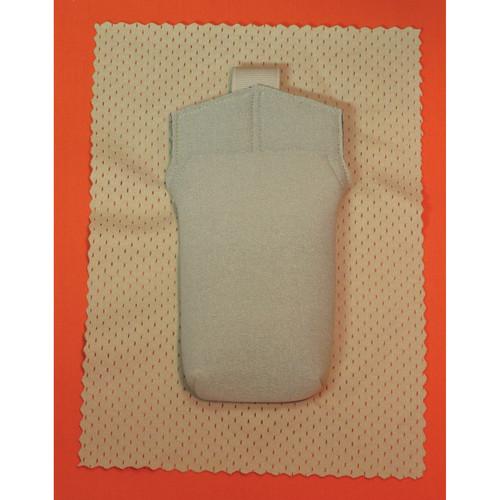 Wireless Mic Belts Sew-In Pac for Shure UR1 Bodypack Transmitter (Tan)