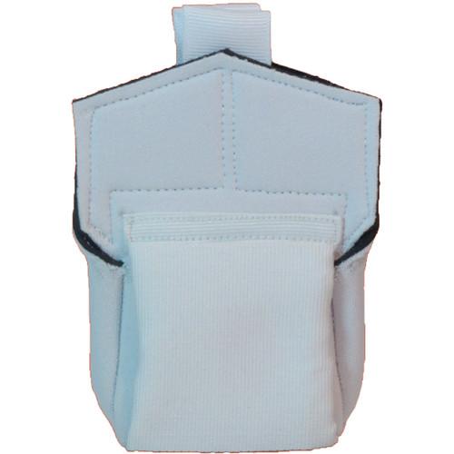 Wireless Mic Belts Belt Pac for Sennheiser 5212 Bodypack Transmitter (White)