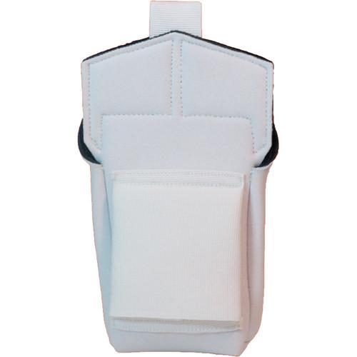 Wireless Mic Belts Belt Pac for Sennheiser G3 Wireless Transmitter (White)