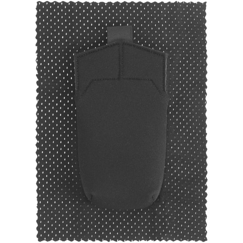 Wireless Mic Belts SW-SH-ULX1 Sew-In Pac for Shure ULX1 Transmitter (Black)