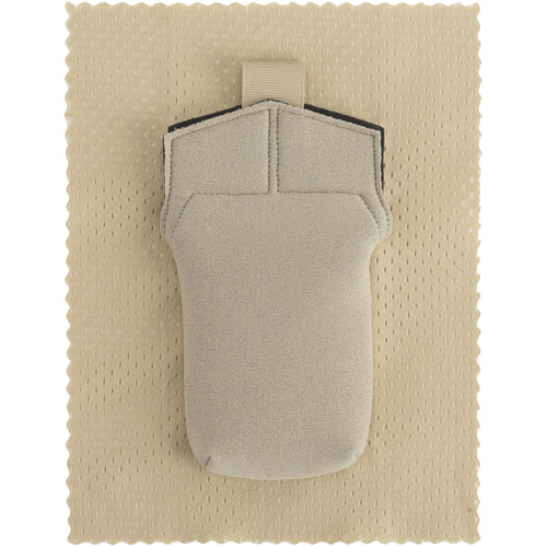 Wireless Mic Belts SW-SH-ULXD Sew-In Pac for Shure ULXD1 Transmitter (Tan)