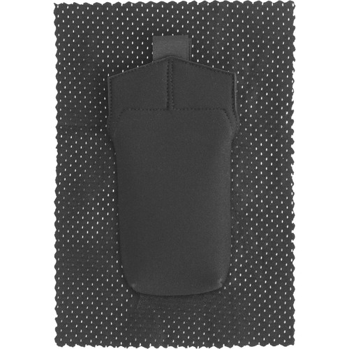 Wireless Mic Belts SW-SH-UR1 Sew-In Pac for Shure UR1 Transmitter (Black)