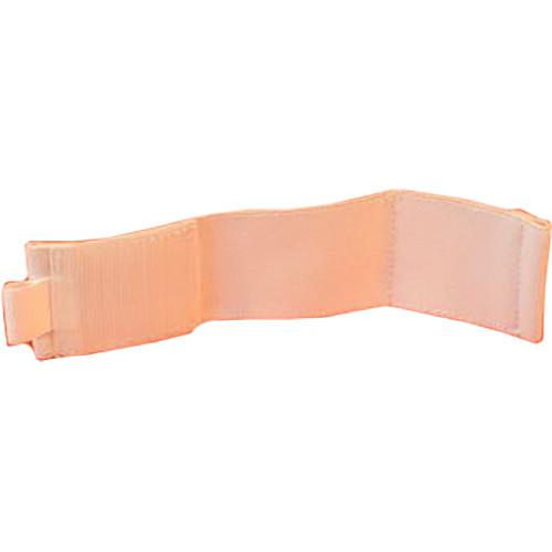 Wireless Mic Belts Belt Pac Accessory Strap (White)