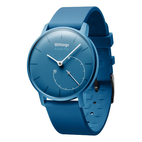 Withings Activité Pop Activity Tracker Watch (Bright Azure)