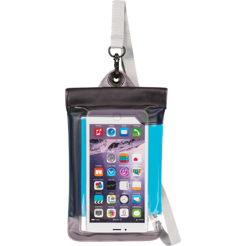 Witz Sport Cases Waterproof Smartphone Pouch (Blue)