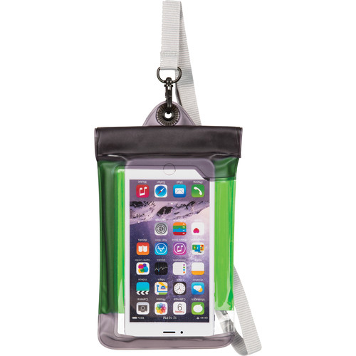 Witz Sport Cases Waterproof Smartphone Pouch (Green)