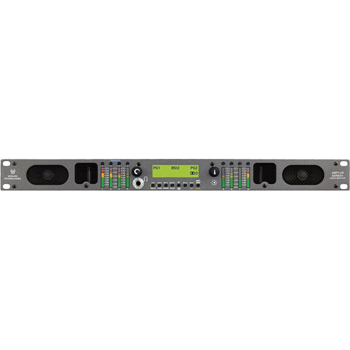 Wohler AMP1-D8-MDA 8-Channel Audio Monitor with Dolby AC3